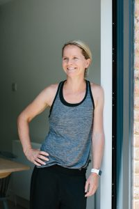 Personal Trainer and Outdoor Fitness Instructor Bronwen Wright